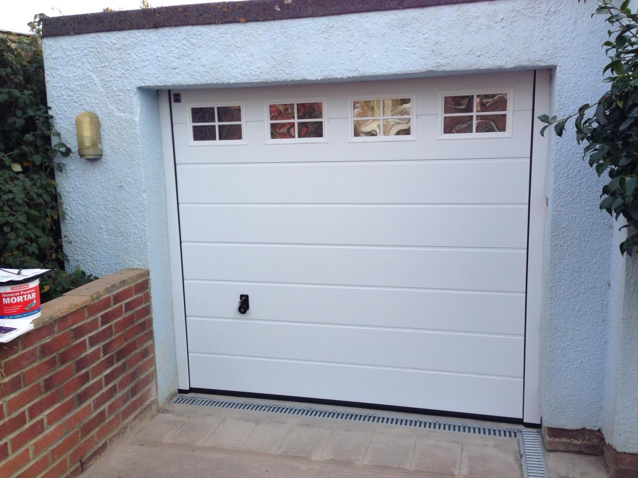 hormann garage doorSectional Garage doors in Devon