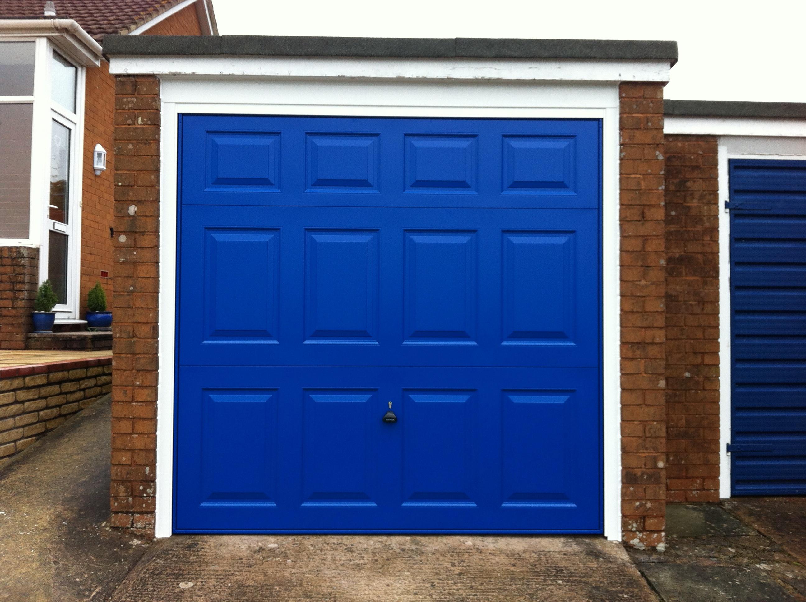 Garage doors devon garage doors exmouth garage doors kingsteignton grp up over garage doors rubansaba