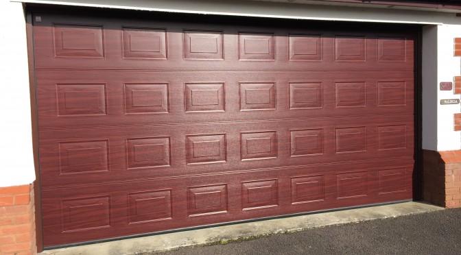 Hormann Woodgrain Sectional Garage Doors Garage Doors
