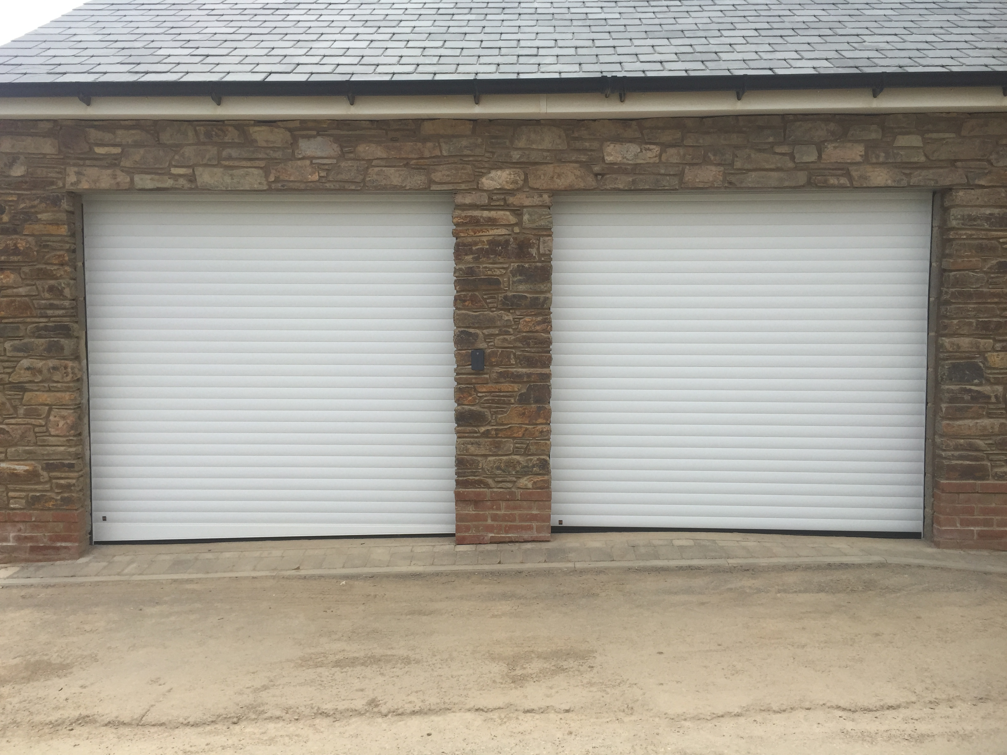 Hormann Rollmatic Insulated Roller Doors Cw Compensation Slat