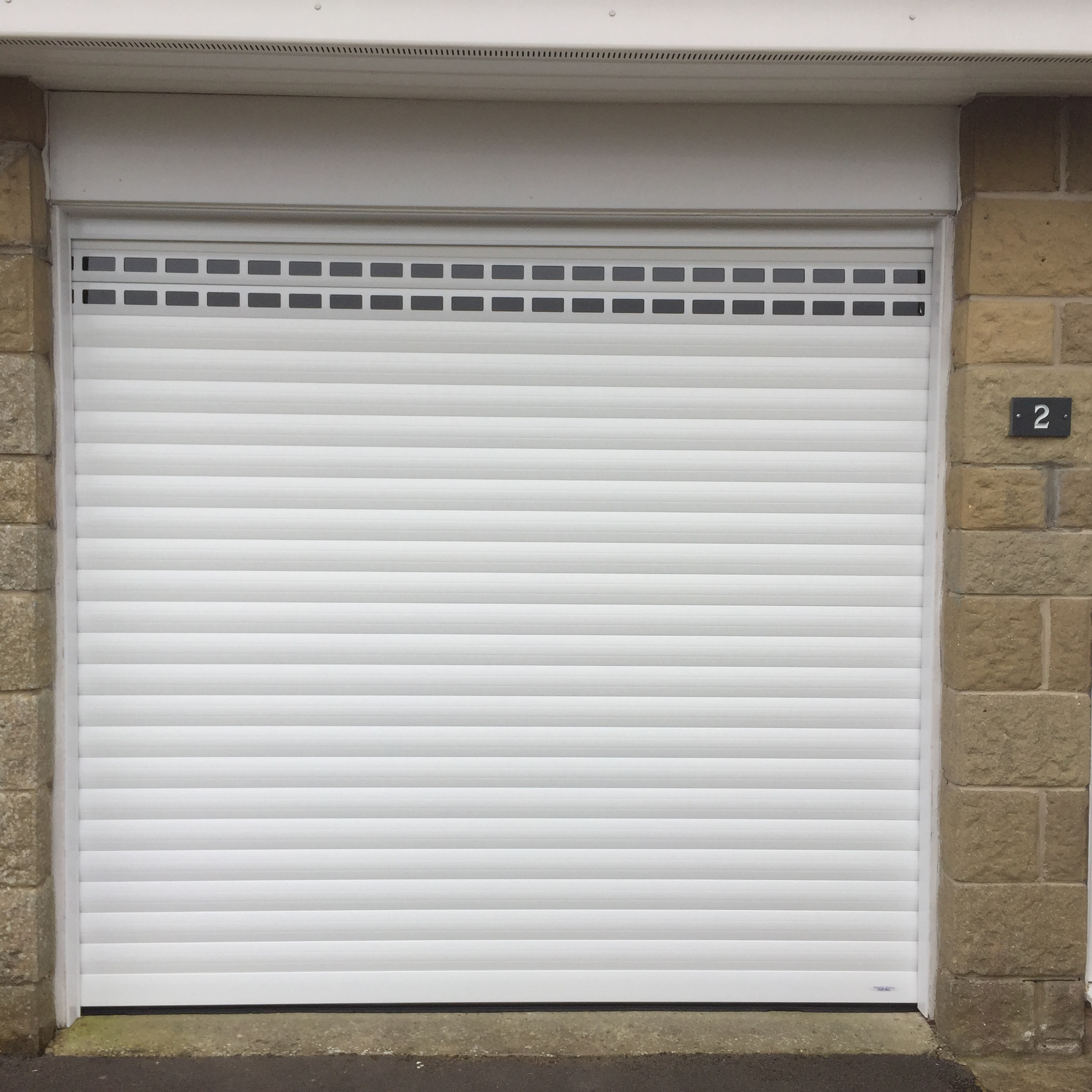 April S Product Of The Month Alluguard Roller Doors
