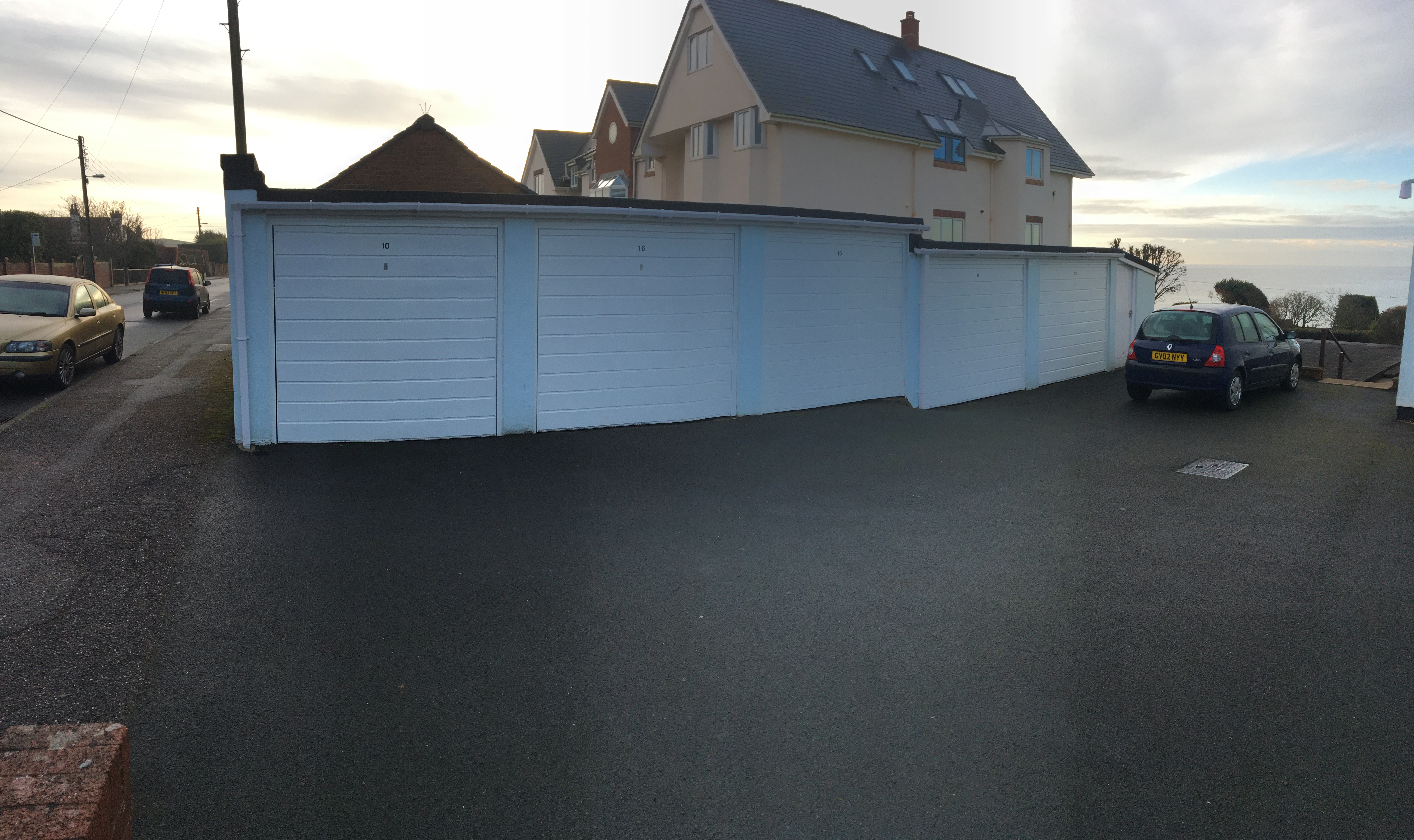 16 Automated Doors Budleigh Salterton Garage Doors