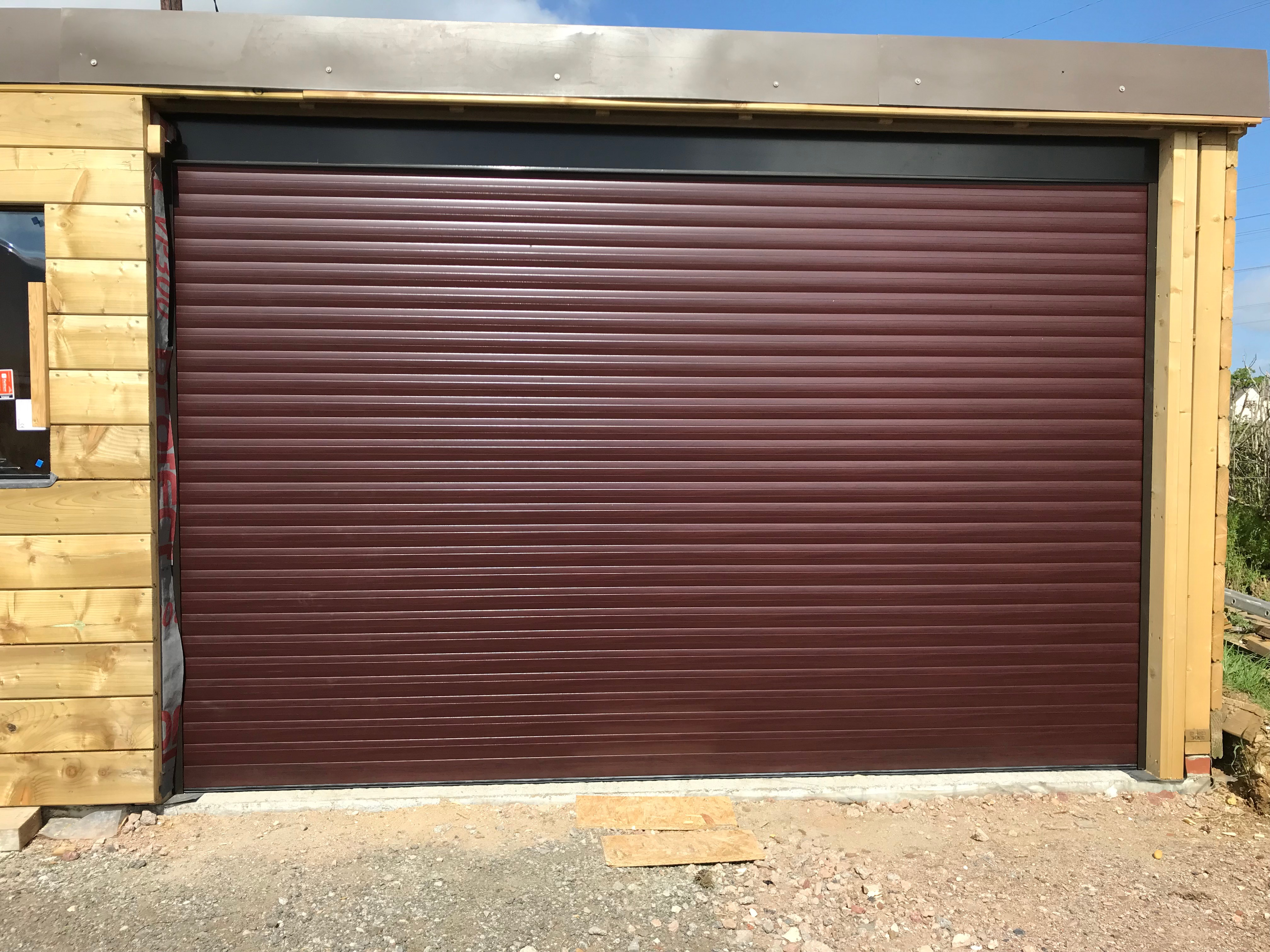 June S Product Of The Month Alluguard Roller Doors